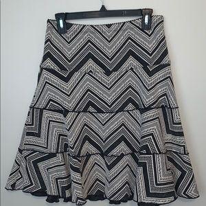 Stiletto skirt small
